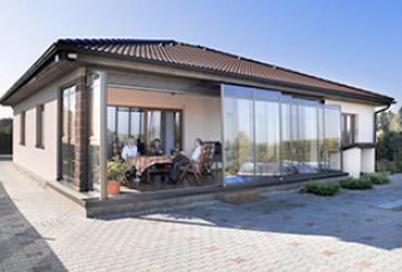 Fabricacion e instalacion de cerramientos para terrazas - Cerramientos terrazas aluminio ...