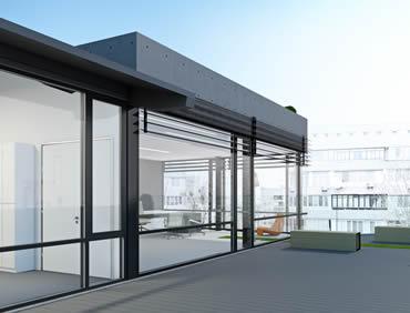 Fabricacion E Instalacion De Cerramientos Para Terrazas