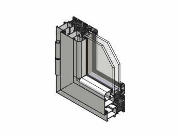 Ventanas basculantes de aluminio trendy sustitucin de for Ventanas aluminio color titanio